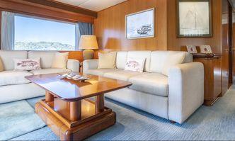 Alcor yacht charter Heesen Motor Yacht