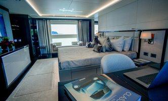 Lost Boys yacht charter Sunseeker Motor Yacht