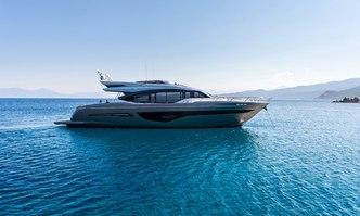 Tor yacht charter Princess Motor Yacht