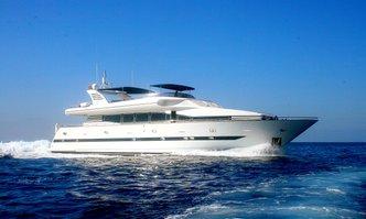 Smiles of London yacht charter Horizon Motor Yacht