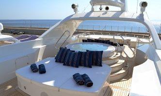 Lady Dee yacht charter Acico Motor Yacht