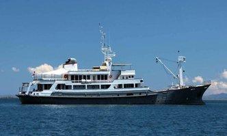 Salila yacht charter Kanasashi Heavy Industries Motor Yacht