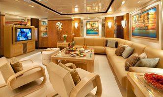 Sycara V yacht charter Nobiskrug Motor Yacht