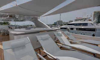White Knight yacht charter Maiora Motor Yacht