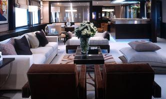 Illusion I yacht charter Feadship Motor Yacht
