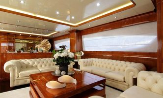 Elvi yacht charter Posillipo Motor Yacht