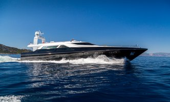 Aquarella yacht charter Devonport Yachts Motor Yacht