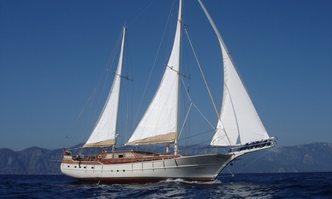 Schatz yacht charter Custom Sail Yacht