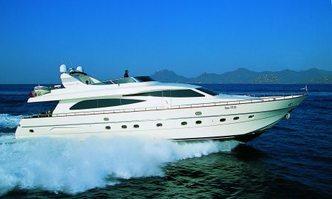 MALO yacht charter Custom Motor Yacht