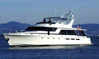 Anticipation yacht charter Knight & Carver Motor Yacht