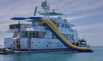 Sweet Escape yacht charter Christensen Motor Yacht