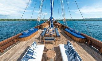 Ocean Pure yacht charter Custom Motor/Sailer Yacht