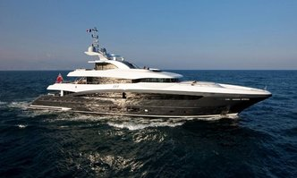 Sky yacht charter Heesen Motor Yacht