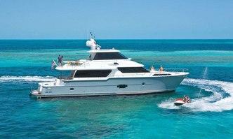 Silver Lining yacht charter Horizon Motor Yacht