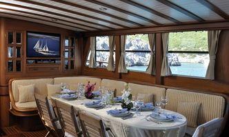 Dolce Vita yacht charter Bodrum Shipyard Sail Yacht