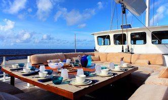 Dione Star yacht charter Scheepswerf Friesland Motor/Sailer Yacht