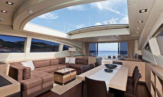 Kawai yacht charter Overmarine Motor Yacht