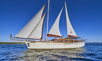Morning Star yacht charter Custom Sail Yacht