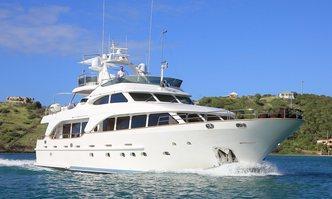 New Star yacht charter Benetti Motor Yacht