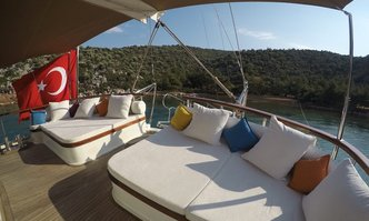 Prenses Bugce yacht charter Custom Motor/Sailer Yacht