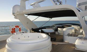 Seven Star yacht charter Azimut Motor Yacht