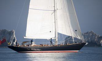 Copihue yacht charter Claasen Shipyards Sail Yacht