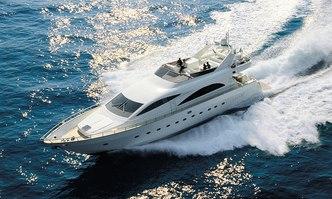 Jauni yacht charter Amer Motor Yacht