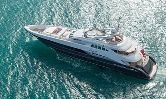 Lady L yacht charter Heesen Motor Yacht