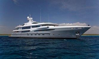 Ventum Maris yacht charter Amels Motor Yacht