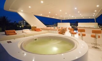 All That Jazz yacht charter Hargrave Motor Yacht