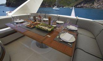 Malifera yacht charter Sanlorenzo Motor Yacht