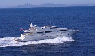 Theoris yacht charter Posillipo Motor Yacht