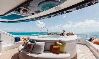 Lady Jorgia yacht charter CRN Motor Yacht