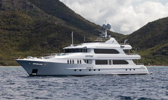 Just Enough yacht charter Ares Marine Motor Yacht