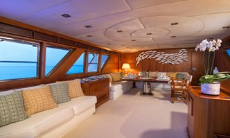 Oceane II yacht charter CRN Motor Yacht