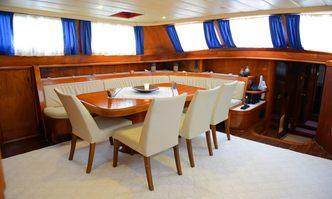 Hermes yacht charter Custom Sail Yacht