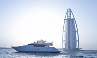 Xclusive XVI yacht charter Maiora Motor Yacht
