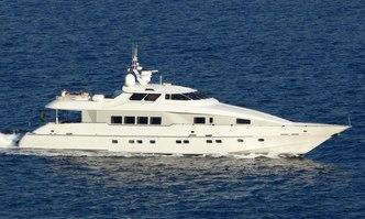 Sun Ark yacht charter Heesen Motor Yacht