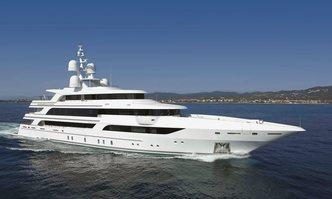 Moca yacht charter Benetti Motor Yacht