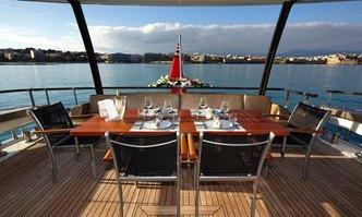 Quantum yacht charter Peri Yachts Motor Yacht