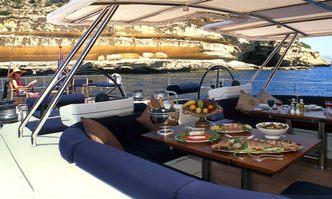 Margaret Ann yacht charter Pendennis Sail Yacht