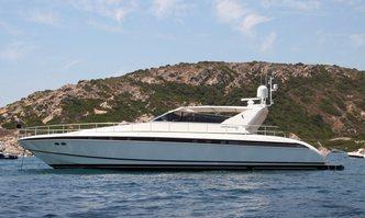 Eden Erina yacht charter Leopard Motor Yacht