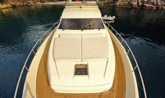Splendido yacht charter Ferretti Yachts Motor Yacht