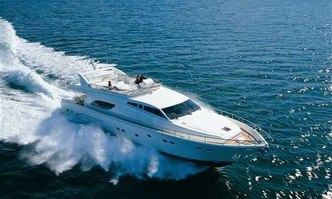 Kentavros II yacht charter Ferretti Yachts Motor Yacht