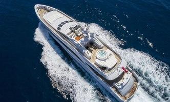 L'Equinox yacht charter Heesen Motor Yacht