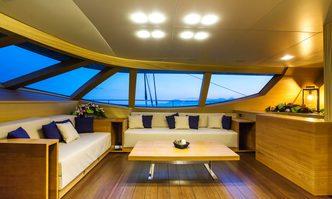 Hutiane yacht charter Nuovo Arsenale Cartubi (N. A. C.) Sail Yacht