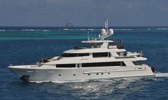 Aphrodite yacht charter Westport Yachts Motor Yacht