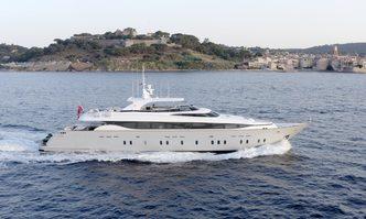 Mamma Mia yacht charter Maiora Motor Yacht