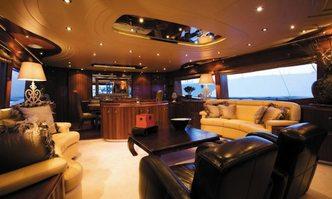 Naughty By Nature yacht charter Cantieri Navali Rizzardi Motor Yacht