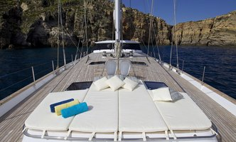 Allure A yacht charter Sterling Yachts Sail Yacht